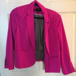 Neon Purple Blazer